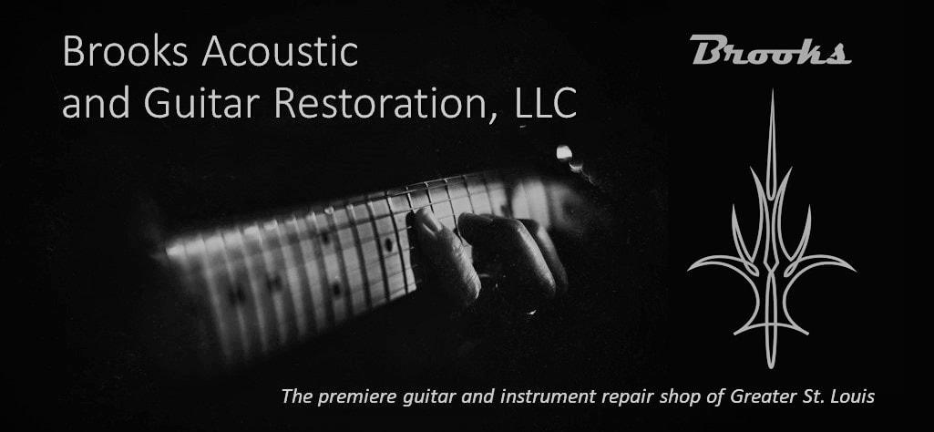 Brooks Acoustic and Guitar Restoration, LLC - Guitar